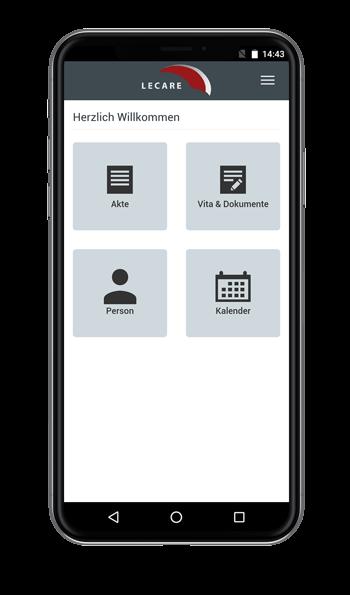 LECARE App 350x595 1